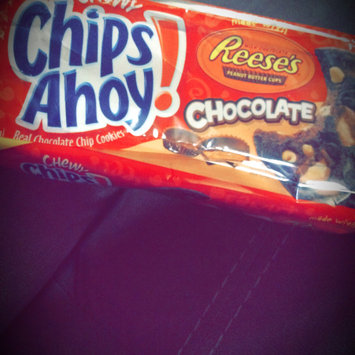 Nabisco Chewy Chips Ahoy! Reese's Chocolate Chip Cookies. uploaded by Jeani B.