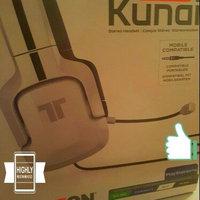 Mad Catz TRITTON Kunai Universal Wireless Stereo Headset, White uploaded by Jesse J.