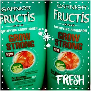 Garnier® Fructis® Grow Strong Conditioner 13 fl. oz. Bottle uploaded by Maria S.