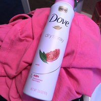 Dove Dry Spray Antiperspirant, Revive, 3.8 oz uploaded by Jennifer S.