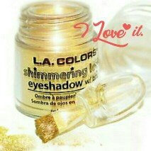 L.a. Colors LA COLORS Shimmering Loose Eyeshadow uploaded by Cora M.