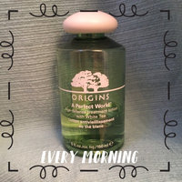 Origins A Perfect World Age-Defense Treatment Lotion with White Tea uploaded by Heather R.
