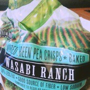 Harvest Snaps Snapea Crisps Lightly Salted uploaded by Sam R.