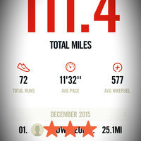Nike Running App uploaded by Ambrosia O.