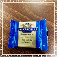 Ghirardelli Gourmet Milk Sea Salt Escape uploaded by Hilary P.