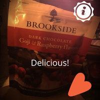 Brookside Dark Chocolate Goji & Raspberry Flavors uploaded by Megan K.