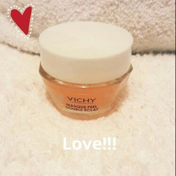 Photo of Vichy Double Glow Facial Peel Mask uploaded by Ashleigh T.