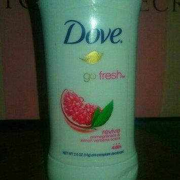 Dove® Go Fresh Revive Anti-Perspirant Pomegranate & Lemon Verbena Scent uploaded by Jordan V B.