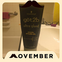 göt2b ultra glued Invisible Styling Gel uploaded by Raven G.