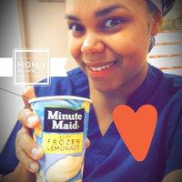 Minute Maid® Soft Frozen Lemonade uploaded by Briana M.