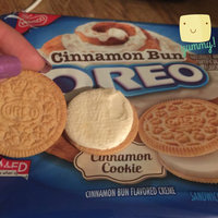 Nabisco Cinnamon Bun Oreo Sandwich Cookies 12.2 oz. Pack uploaded by Marisol G.