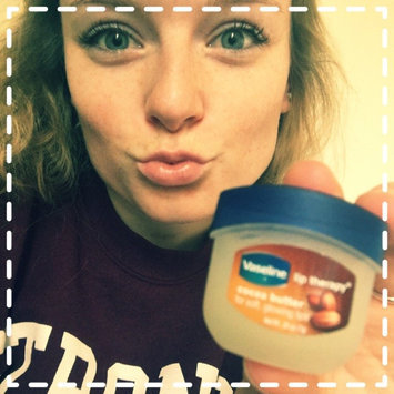 Vaseline® Lip Therapy® Cocoa Butter Lips Lip Balm Tin uploaded by Sara B.