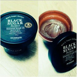 Skin Food Black Sugar Mask Wash Off uploaded by Maddie I.