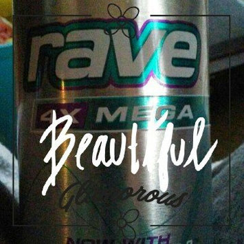 Photo of Rave 4X Mega Unscented Hairspray With ClimaShield uploaded by erin m.