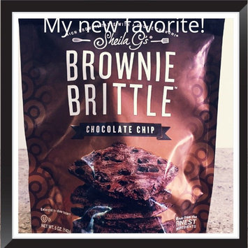 Sheila G's Brownie Brittle Chocolate Chip uploaded by Sierra H.