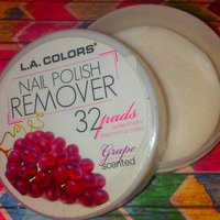 L.A. Colors Nail Polish Remover Pads uploaded by Lace l.