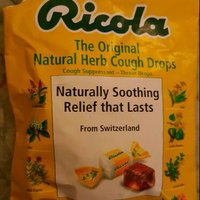 Ricola Natural Herb Cough Suppressant Throat Drops Original 21 Count Bag uploaded by Tiffani M.