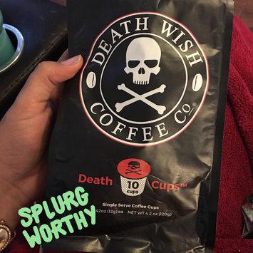 Photo of Death Wish Coffee 16 oz Bag - Ground uploaded by Amanda J.