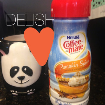 Coffee-mate® Liquid Pumpkin Spicee uploaded by Miranda P.