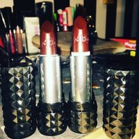 Kat Von D Studded Kiss Lipstick uploaded by Tiegan R.