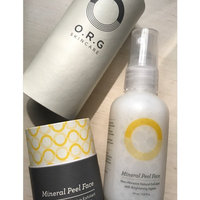 O.R.G. Skincare Mineral Peel Face uploaded by Brooke L.