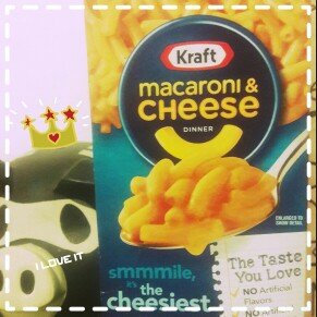 Kraft Macaroni and Cheese Original uploaded by Daniela G.