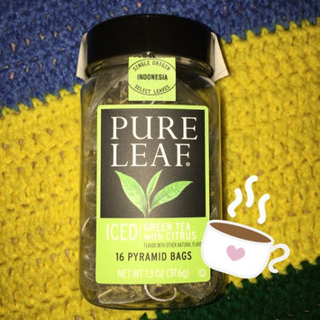 Pure Leaf Iced Green Tea with Citrus uploaded by Elizabeth B.