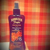 Hawaiian Tropic Protective Dry Oil Sunscreen uploaded by Briana D.