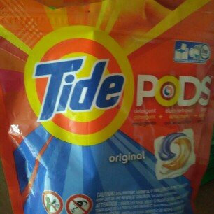 Photo of Tide PODS® Laundry Detergent Original Scent uploaded by liz m.