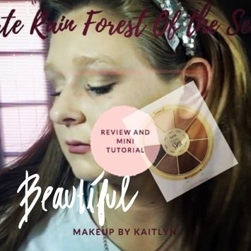 tarte Rainforest of the Sea Eyeshadow Palette Volume II uploaded by Kaitlyn M.