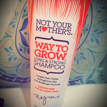 Photo of Not Your Mother's® Way To Grow Long & Strong Shampoo uploaded by Angie P.