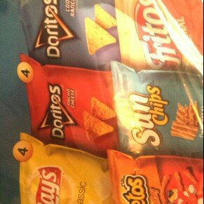 Frito Lay Classic Mix uploaded by laura T.