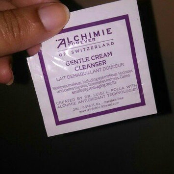 Alchimie Forever Gentle cream cleanser uploaded by Whitney G.