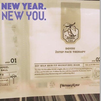 Photo of Primary Raw DoYou 2-Step Milk Peeling Kit 0.88 oz uploaded by Maria T.