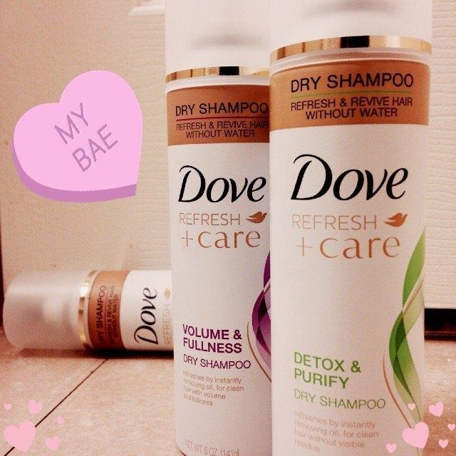 Dove Detox & Purify Dry Shampoo uploaded by Mari G.