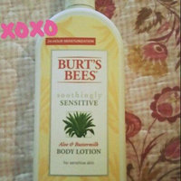 Burt's Bees Soothingly Sensitive Aloe & Buttermilk Body Lotion uploaded by Anais  R.
