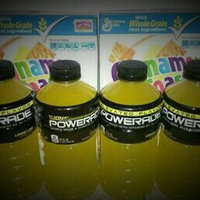 Powerade ION 4 Sports Drink Lemon Lime Sport uploaded by gabriela r.