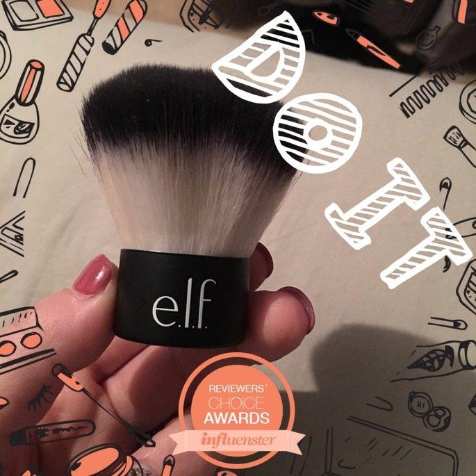 e.l.f. Cosmetics Kabuki Brush uploaded by Abbi H.