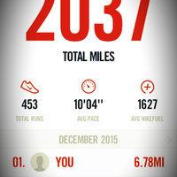 Nike Running App uploaded by Carrie O.