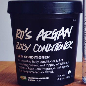 LUSH Ro's Argan Body Conditioner uploaded by Lisa L.