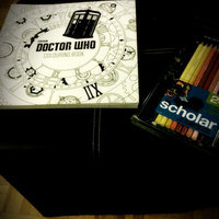 Dr. Who: The Colouring Book uploaded by Gwen M.