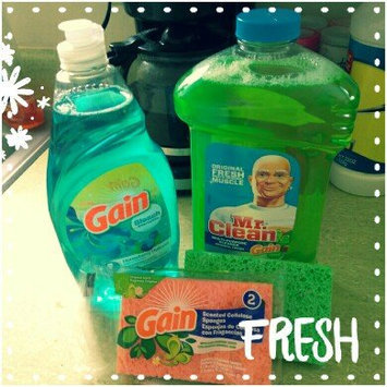 Photo of Mr Clean with Gain Original Fresh Scent Multi Surface Liquid 40 Fl Oz uploaded by Ashley M.