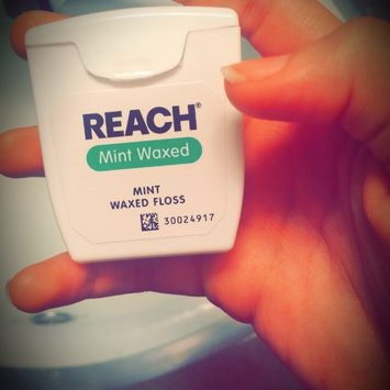 Photo of REACH® Mint Waxed Floss uploaded by Bashayr S.