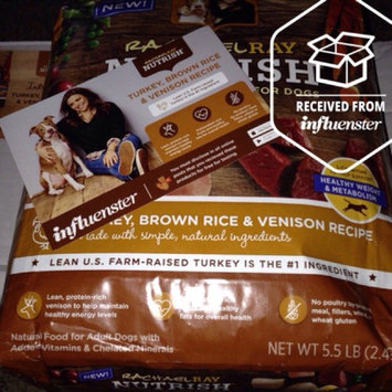 Rachael Ray™ Nutrish® Turkey, Brown Rice & Venison uploaded by Shara S.