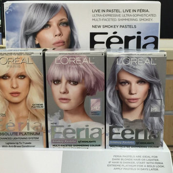 Photo of L'Oréal® Paris Feria® Smokey Pastels P12 Smokey Lavender Hair Color 1 Kit Box uploaded by Rachel D.