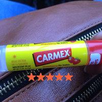 Carmex Moisturizing Lip Balm Stick SPF 15 uploaded by Kyra H.
