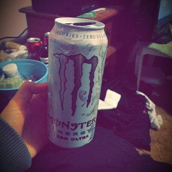 Monster Zero Ultra Energy Drink uploaded by Heather F.