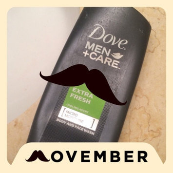 Photo of Dove Men+Care Extra Fresh Body And Face Wash uploaded by Arielle D.