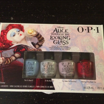 Photo of OPI Alice Duo Pack - .10 oz. uploaded by Jacqueline B.