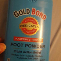 Gold Bond Triple Action Medicated Foot Powder uploaded by Bety P.